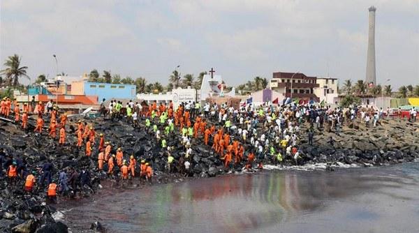 disastro petrolifero_India_disastro ambientale